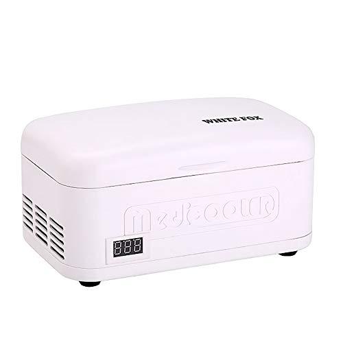 SIERINO Nevera Portátil para Medicamento Refrigerador de Medicina Portable Insulina Refrigerador -...