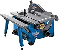 "Advanced SCHEPPACH - HS 80 - SAWTABLE 8"" 210MM TABLE SAW --"