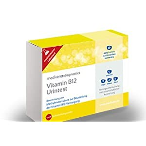 Vitamin B-12 Urintest