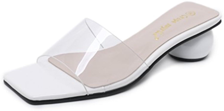 Gentiluomo   Signora JITIAN Sabot Sandali Donna elegante Vendita di fine anno A partire dall'ultimo modello | Tecnologia moderna  | Maschio/Ragazze Scarpa