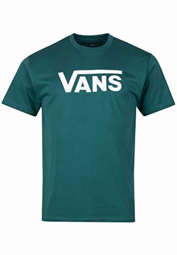 Vans Classic T-Shirt Trekking Green | grün | M