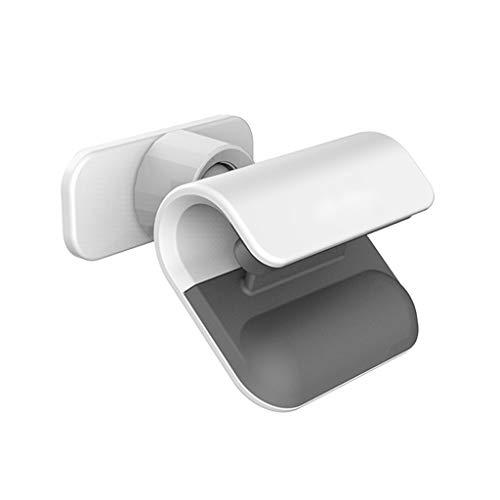 TIREOW Universal Auto Telefon Halter 4-7 Zoll GPS Music Player Ständer für Samsung (Weiß) (Samsung Rack Tv)