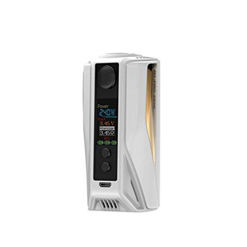 Vaptio N1 Pro 240W Mod Cigarrillos electrónicos E-Cigarette TPD Cumple, Sin Tabaco y Sin Nicotina