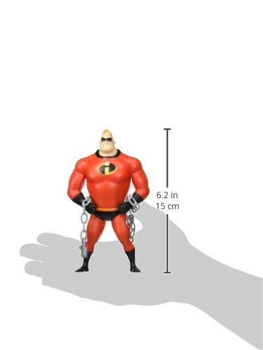 Incredibles 2- Figura con acción,, 6-Inch (JAKKS Pacific UK 74861-PLY)