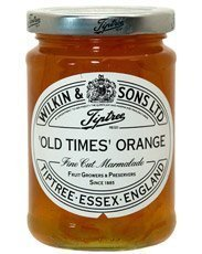 Old Times Orange Konfitüre von Wilkin & Sons aus England