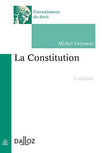 La Constitution - 2e éd.