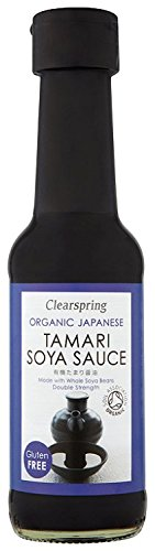 Clearspring Organic Tamari 150 ml (Pack of 3)