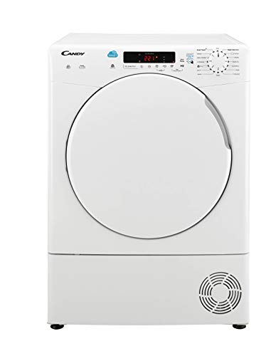 Candy CSC9DF Freestanding Condenser Tumble Dryer, NFC Connected, 9kg Load, White