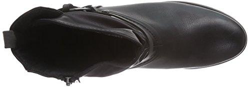 Marco Tozzi 25374, Bottes femme Noir - Schwarz (Black Ant.Comb 096)