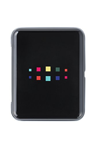Fuji Box (FUJI Box für Instax Square Fotos schwarz)