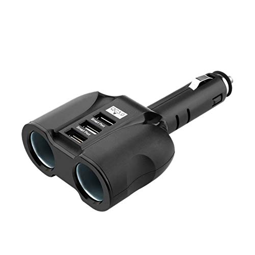 Lopbinte Multi USB Auto Ladeger?t 3.1A 3 USB Schnelle Schnell Ladung Qc 3.0 Socket Feuerzeug Telefon Adapter Zubeh?r Auto Ladeger?t Telefon Socket Adapter