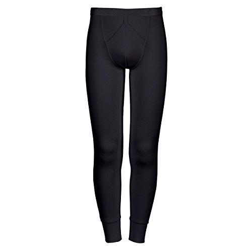 Jockey lange Jersey Unterhose schwarz Übergröße, XL Größe:3XL (Jockey Unterhosen Lange)