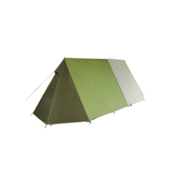 10T Outdoor Equipment Waterproof Mungaro Unisex Outdoor Frame Tent available in Grey - 3 Persons 7