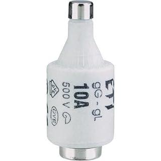 GAO 621751 Diazed-Sicherung Sicherungsgröße = DII 10A 500V