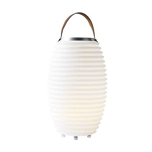 The.Lampion Original 50 (mit SYNC) - Bluetooth-Lautsprecher, Weinkühler/Getränkehalter und Design LED Lampe