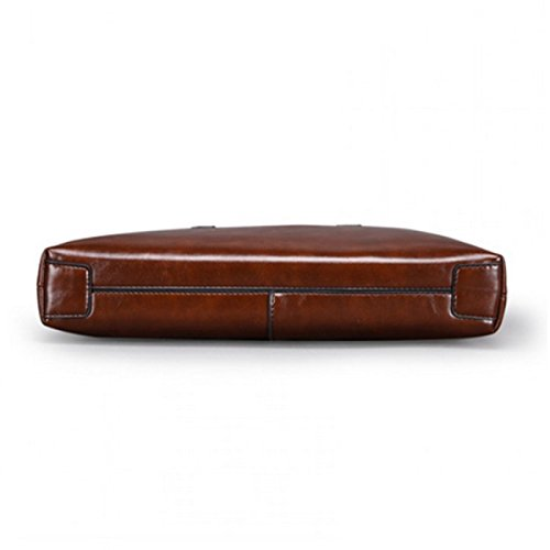Männer Handtaschen Umhängetasche Diagonal Paket Hochwertige Mode Stitching Herren Tasche Black