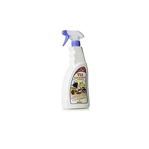 REPELLENTI RHUTTEN SPRAY VIA CANI E GATTI