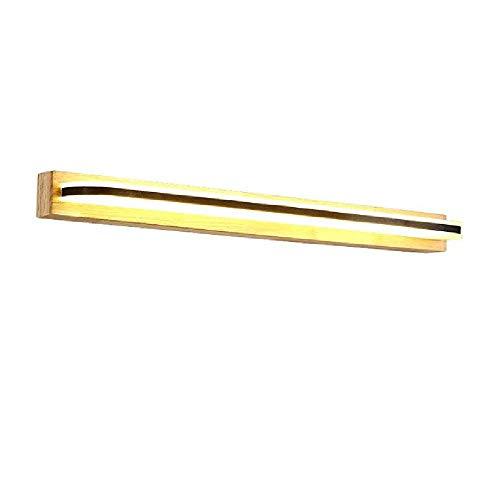 Spiegelfrontleuchte LED-Spiegelscheinwerfer - Modern Minimalistischer Bad-Schminktisch Spiegelschrank Wandleuchte Schlafzimmerwandleuchte, 62cm -