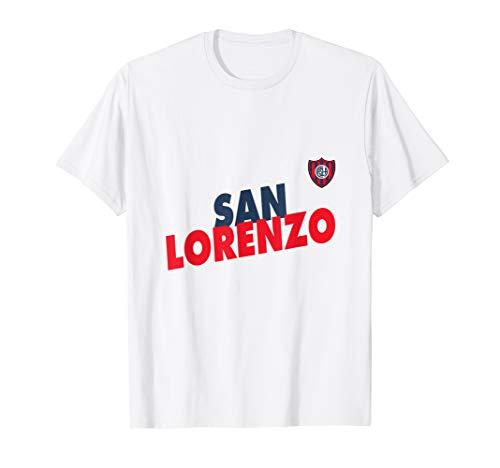 T-Shirt San Lorenzo logo