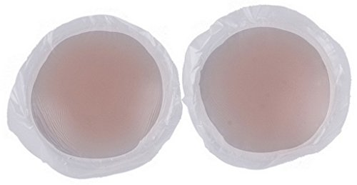 Y-BOA - Caches Tétons Auto-adhésif - Femme – Silicone - Soutien-Gorge Invisible/ Réutilisable