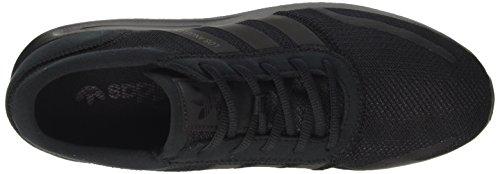 Adidas Angeles, Baskets Basses Pour Homme (cblack / Cblack / Cblack)
