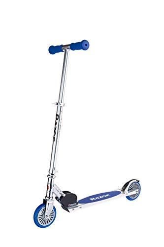 Razor A125 Scooter Monopattino a Spinta, Blu