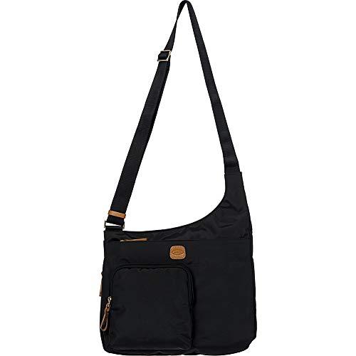 1239b72da8 Bric's X-Bag Hipster Schulranzen, 32 cm, Schwarz (Nero)