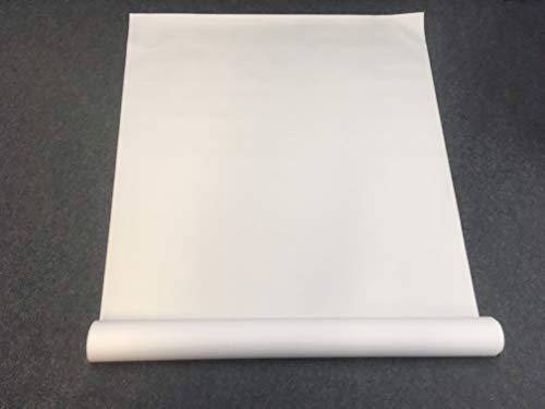 generisch Leinwand auf Rolle je 10m Lang, Breite 112 cm 91cm 61cm 240g/m² Super Qualität (112 cm Hoch 10m Lang)