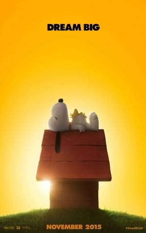 THE PEANUTS MOVIE - US Imported Movie Wall Poster Print - 30CM X 43CM Brand New