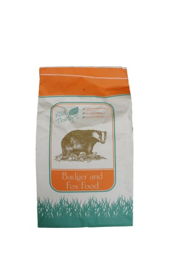 Spikes 6Kg Wildthings Badger and Fox Food 1