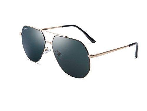 NHDZ Sonnenbrille, Sonnenbrillen Für Männer, Die Männer Fahren Gläser, Modetrends, Kröten, Goldene Grün Grau