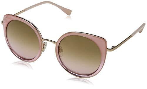 Ted Baker Damen Olli Sonnenbrille, Minky Pink/Grey, 51.0