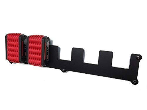 Wandhalterung passend für Bosch Professional Akku 18V-LI Procore Wandhalter 5-Fach