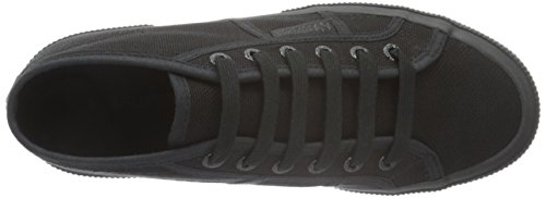 Superga 2754 Cotu, Baskets Basses Mixte Adulte Noir - Schwarz (997)