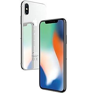 financiacion: Apple iPhone X 64GB Plata (Reacondicionado)
