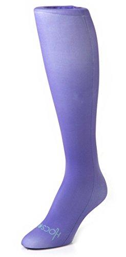 hocsocx Schienbeinpolster Rash unter Socks Hockey/Fußball Shorts Frauen/Mädchen/S-7feste Farben, Just Purple (Frauen-fußball-shorts)