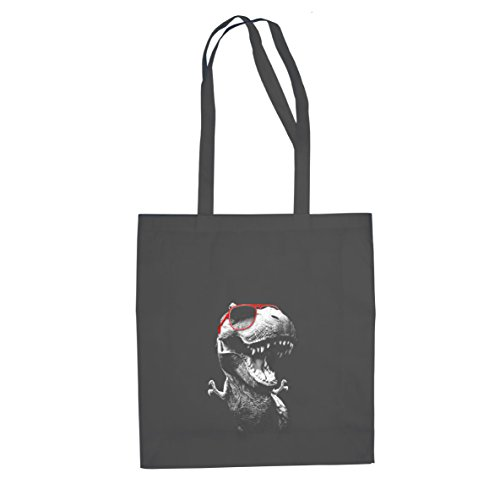 Planet Nerd Cool T-Rex - Stofftasche/Beutel, Farbe: ()