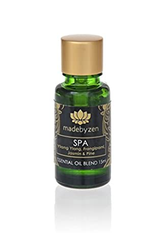 Purity Range Scented Essential Oil Made By Zen (SPA, 15ml)