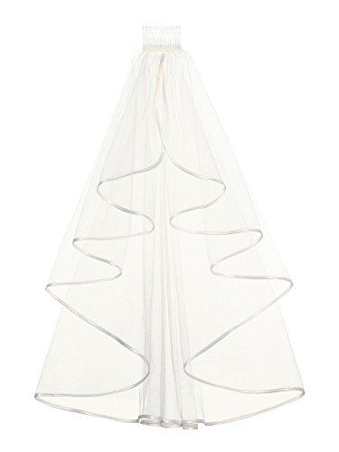 Bridal_Mall -  Vestito  - Donna Avorio