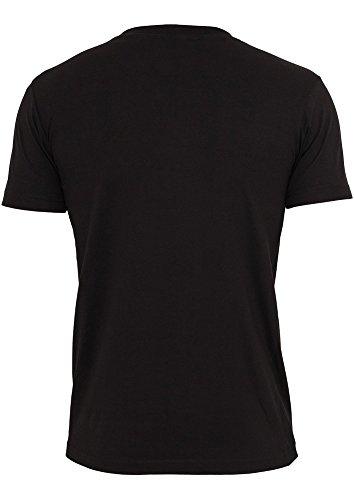 URBAN CLASSICS TB492 Camo Pocket Tee T-Shirt Brusttasche blk/camo