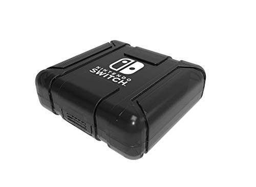 PDP Nintendo Switch Deluxe Aufbewahrungsbox für bis zu 24 Spiele, 500-004