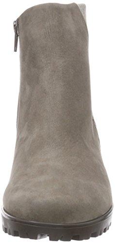 Gabor - Calista, Stivali Donna Grigio (Grau (fango (Micro) 39))