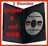 Produkt-Bild: 2 Stunden SUPER 8 auf DVD Projektor DIGITALISIEREN ÜBERSPIELEN KOPIEREN