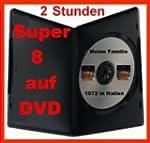 2 Stunden SUPER 8 auf DVD Projektor D...