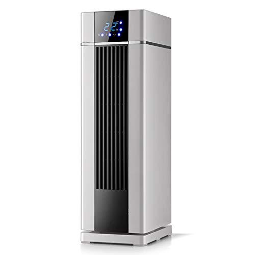Calefactor Eléctrica Calefactor Cerámica PTC Velocidad Calor 120 ° Gran Angular Calefacción 15 ° -45 ° Protección múltiple Silencio Sin luz Máquina de sincronización + Control Remoto 2000W