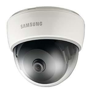 SS390–Samsung snd-50111,3Mpx HD 720P Caméra réseau dôme PoE avec 3mm Objectif fixe jour et nuit H.264et MJPEG avec détection de mouvement