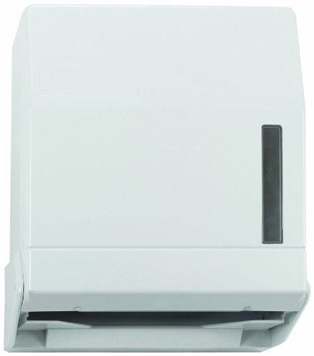 Preisvergleich Produktbild Funny Spender für 600 Papierhandtücher, abschließbar weiß, 1er Pack (1 x 1 Stück)