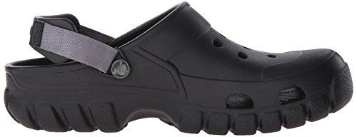 Crocs Offroad Sport, Sabots - Mixte adulte Noir (Black/Graphite)