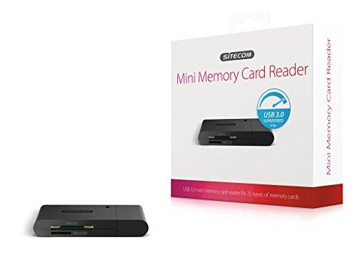 Mini-memory Card (Sitecom USB 3.0 Mini Memory Card Reader)