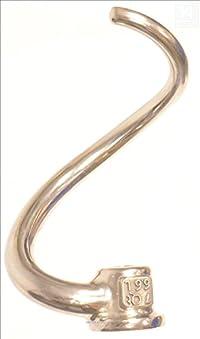 KitchenAid 7qt (6.9l) Stand Mixer NSF spiral steel dough hook